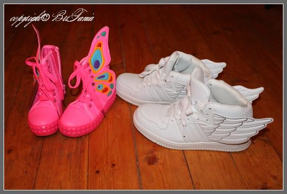 Крылатые кроссовки