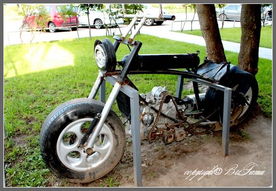 мотоцикл в Королеве