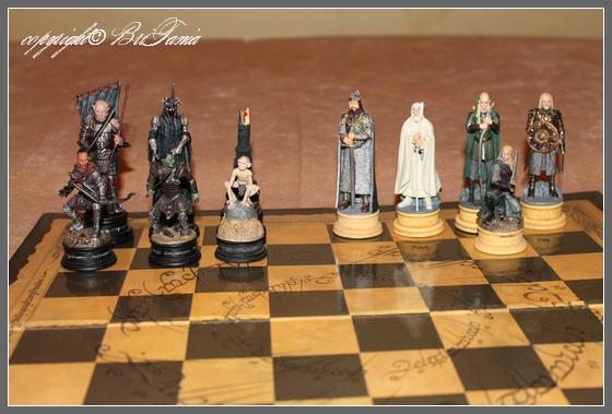 Шахматы. Властелин Колец