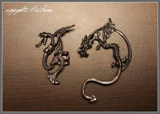 Кафф - дракон