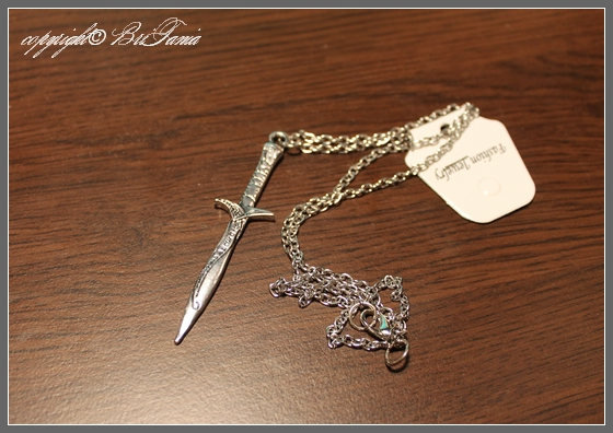 Кулон - меч Бильбо Беггинса