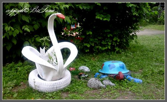 Лебедь и черепашка в детском саду