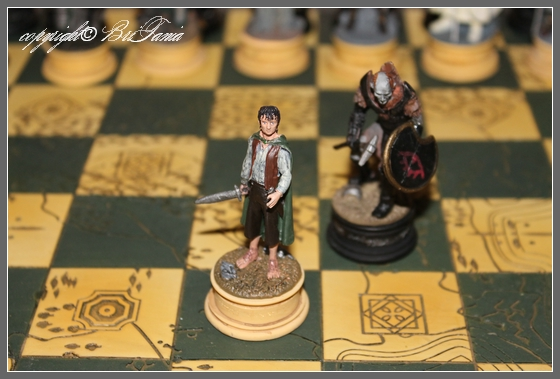 Шахматы. Фродо