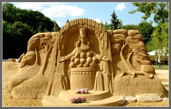 фонтан Прекрасной Артемиды на вилле д'Эсте (Италия)