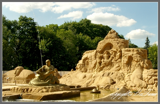 Великие фонтаны мира