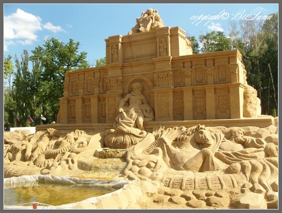 фонтан де Треви (Рим, Италия)